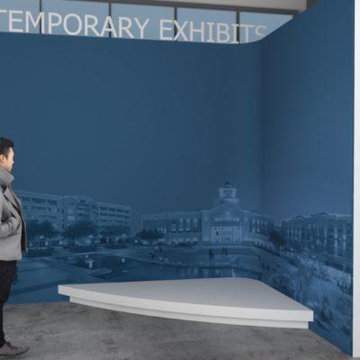 Temporary Exhibits