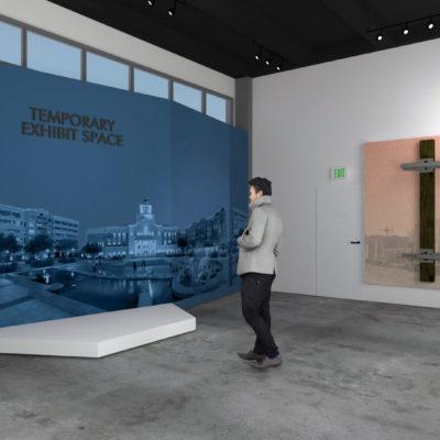 Temporary Exhibit Space